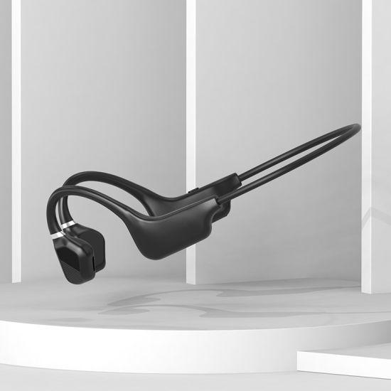 New Arrivals Outdoor Sports Not in-Ear Bone Conduction Tws Wireless Neck Band Bluetooth Earphone