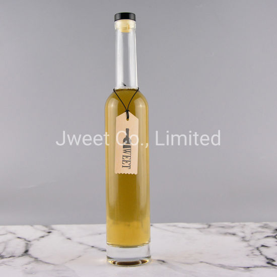 500ml Round Empty Whisky Glass Bottle Brandy Glass Bottle