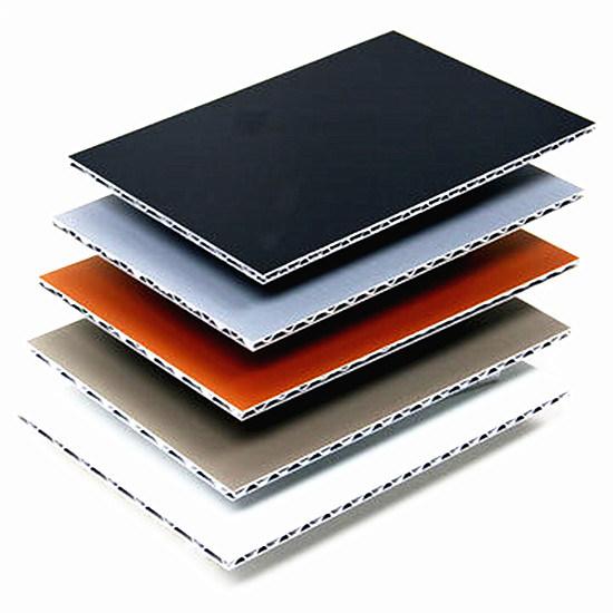 Fireproof Superior Flatness Treatment Aluminum Sandwich Panel