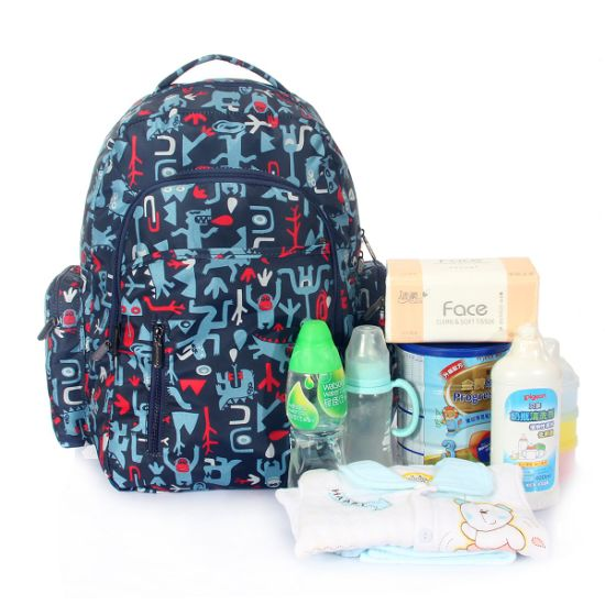 Stylish Travel Nappy Changing Backpack Cheap Mummy Baby Carry Diaper Bag