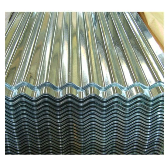 Z180 Zero Spangle Long Span Galvanized Roofing Sheet