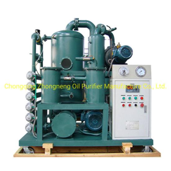Zyd Transformer Oil Treatment Machine by High Vacuum