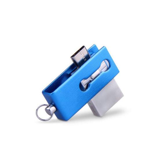 3.0 Metal Mini DIY OTG USB Flash Disk/USB Flash Memory/USB Drive/USB Flash Drive/USB Pen Drive