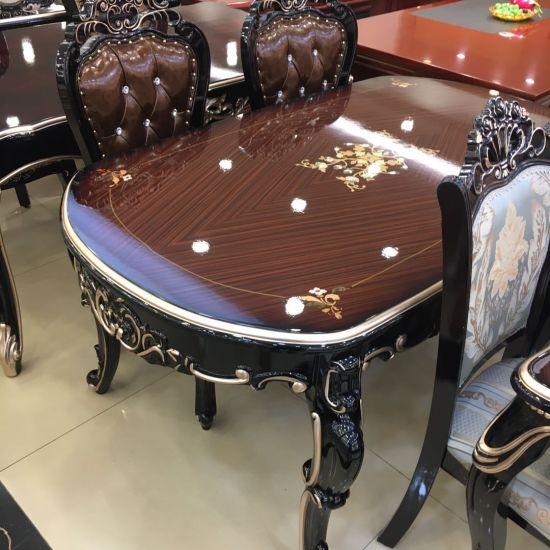 2020 Modern Design Living Room Furniture Family Eating Table Wooden Dining Table China Dining Chair Table Set Dining Table And Chair Made In China Com