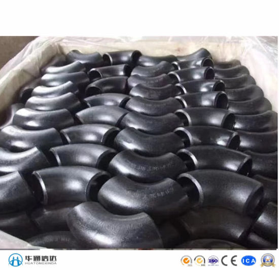 Butt Weld Fittings Stainless Steel Elbow Long Radius 45D Elbow
