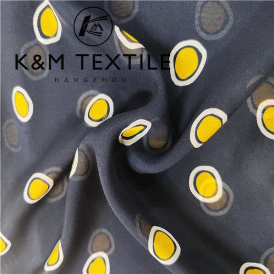 100% Silk Print Chiffon Fabric/Silk Fabric/100silk Fabric/Digital Textile Printing/Garment Fabric
