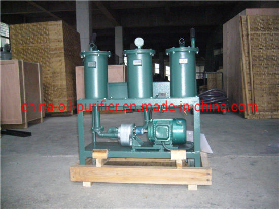 Portable Oil Filtration Machine by Zhongneng