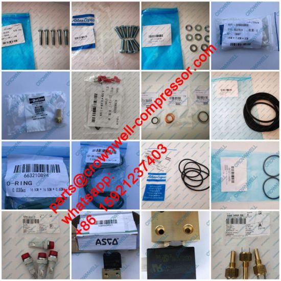 2910300300 Unloader Valve Service Kit for Atlas Copco Air Compressor Spare Parts