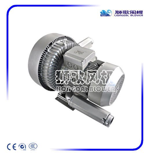 Fish Pond Oxygen Supported Bubble Electric Side Channel Blower pictures & photos