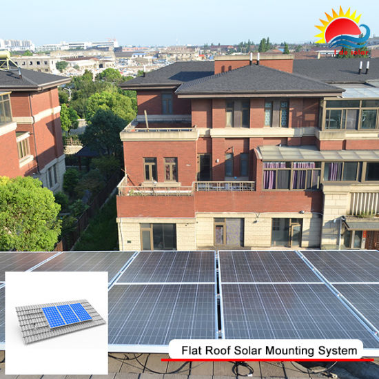 Execllent Design Solar Panel Mounting Kits for Flat Floor (MD0080) pictures & photos