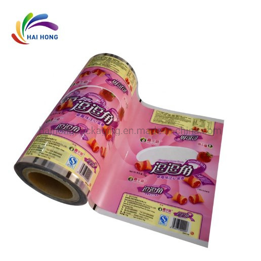 Customized Food Packing OPP CPP Film Laminating Film Roll Flexible Packaging Material pictures & photos