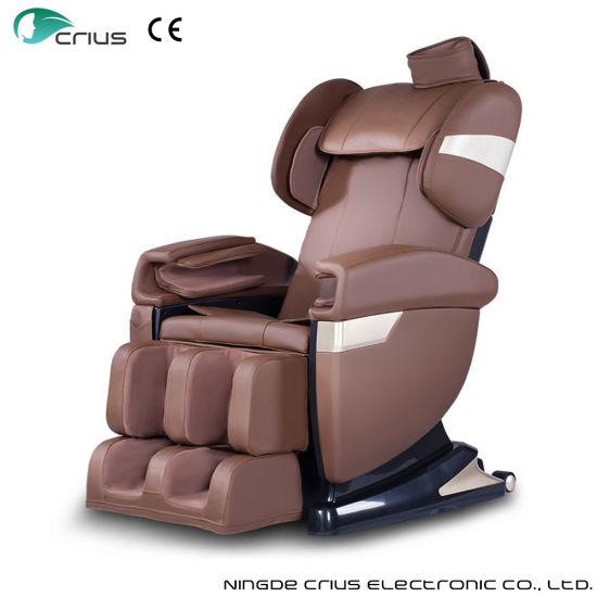 Full Body Electric Airbags Shiatsu Massage Chair Equipment