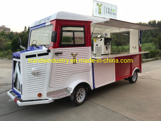 2019 Hot Selling with Video Mobile Restaurant