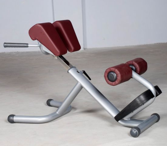 Pin Loaded Gym Machine / Lower Back Bench (ST33) pictures & photos