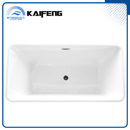 Cupc & Ce Two Piece Stand Alone Bathtub (KF-717B) pictures & photos