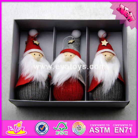 2017 New Products Top Fashion Baby Dolls Toy Wooden Christmas Gifts for Girls W02A243 pictures & photos