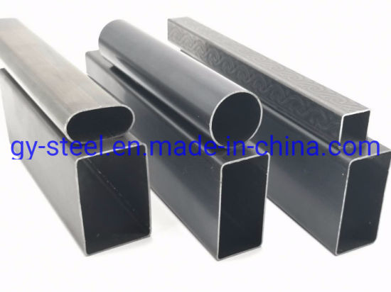 Wholesale Hot Sale Hollow Black Iron Square Steel Pipe