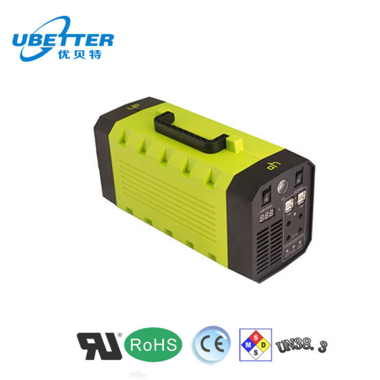 12v 31 2ah 346wh Multifunction Lithium Battery Portable Offline Outdoor Ups Pictures Photos