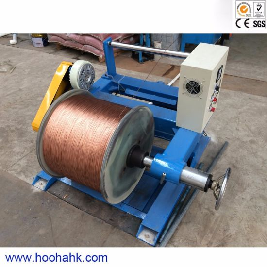 High Quality PE Data Physical Foaming Coaxia Cable Extrusion Machine pictures & photos