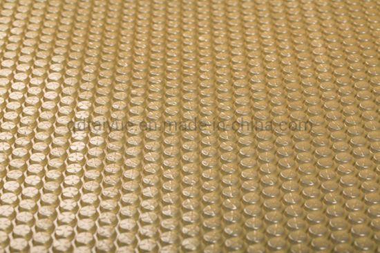 Waterproof PE Material Hard Plastic Swimming Pool Solar Cover