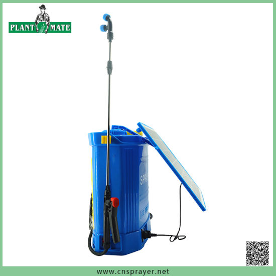 2017 Solar Power Electric Knapsack Sprayer 20L for Agriculture/Garden/Home (BS203S) pictures & photos