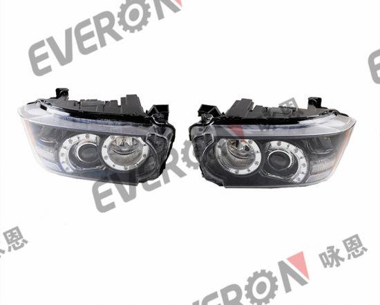 Range Rover Sport Headlamp Headlight Head Lamp Light Guards Front OEM 2010~2013