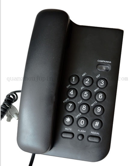 Wired Telephone | China Hot Sale Cheap Wired Telephone Phone For Hotel Officer China