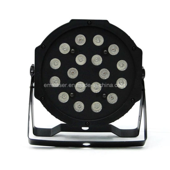 Cheap Stage Lighting RGB LED PAR Light 18 PCS*1W Wholesale pictures & photos