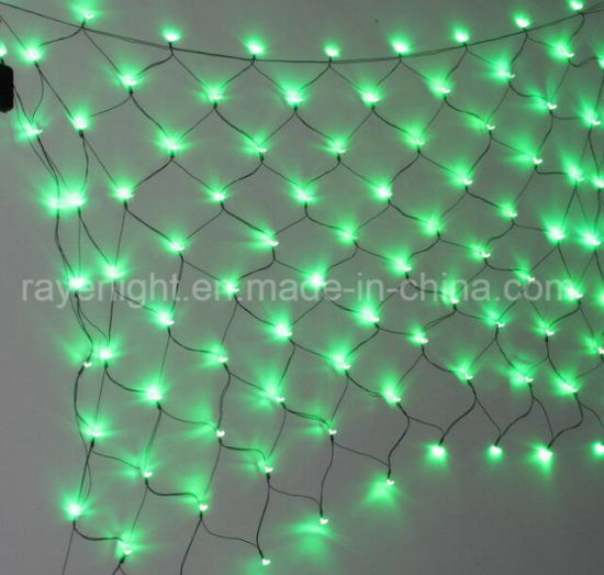 2*3m LED Light Energy- Saving LED Christmas Spider Net Lights pictures & photos