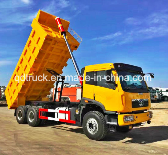 FAW 25ton heavy duty dumper truck pictures & photos