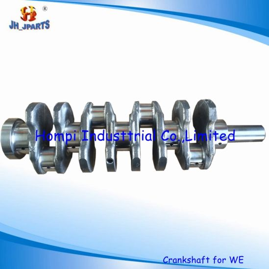 301 Auto Parts >> Auto Parts Crankshaft For Mazda We Bt 50 We01 11 301