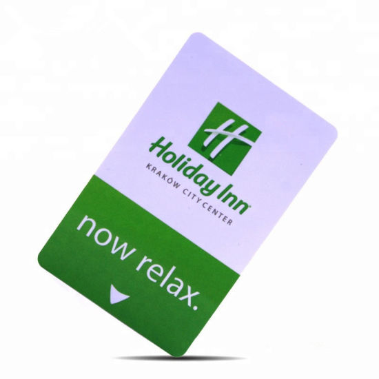 Contactless 125kHz RFID ID Card