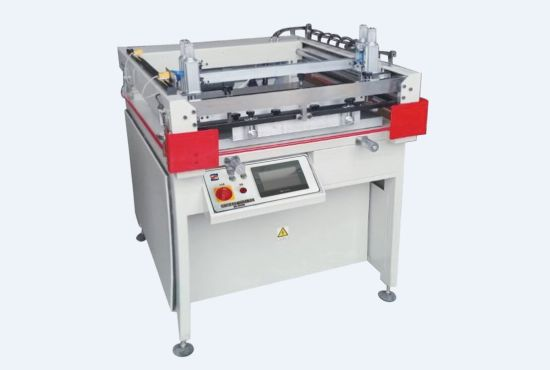 HY-B57 Semi-Automatic Silk Screen Printing Machine for Thermal Transfer PaperLabel Packing Silk Screen Printer Machinery