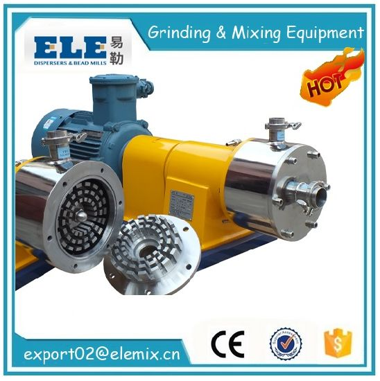 China High Shear Mixer, Emulsifier, Homogenizer Machine