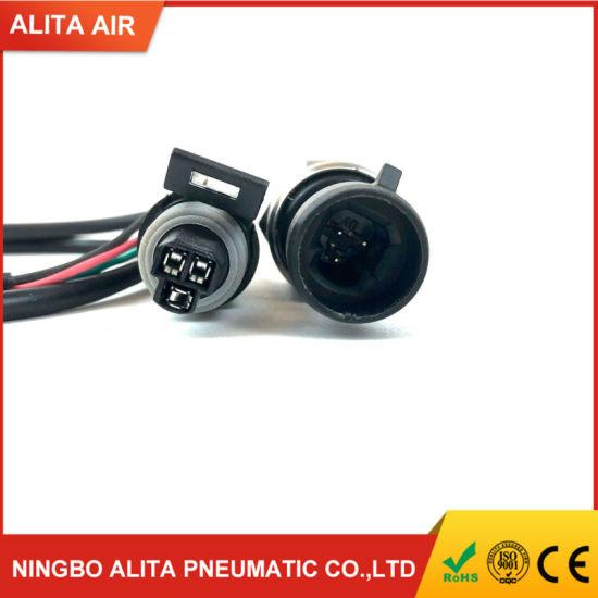 100PSI 5V Car Automobile Electric Gauge Meter Sender Oil Fuel Pressure Sensor x1