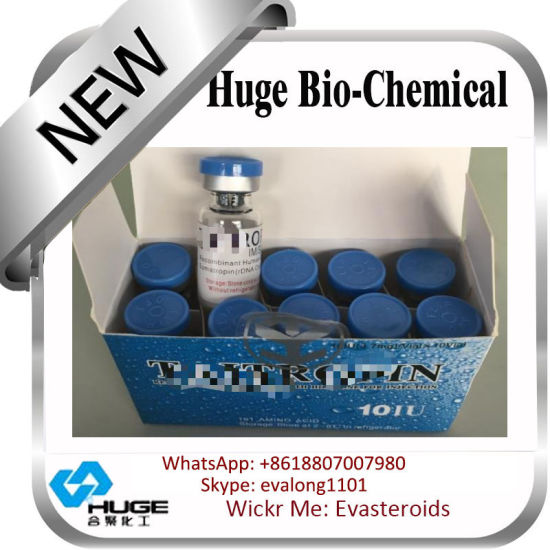 High Purity Pharmaceutical Chemical Hyget/Kig/Jin/Tai/Get/Gh Growth Steroids Hormone