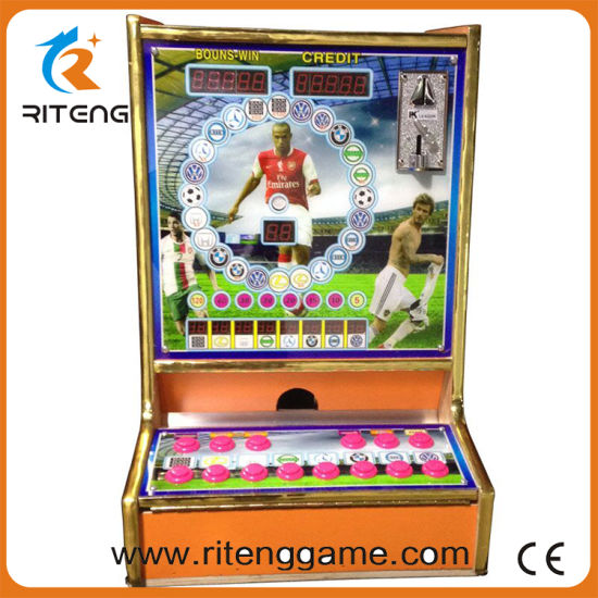 Factory Wholesale Coin Operated Kenya Slot Machine Gambling Machine pictures & photos
