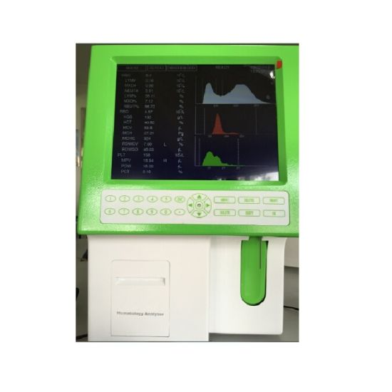 Yj-H7200 Quantum Resonance Magnetic Body Analyzer Hematology Analyzer pictures & photos