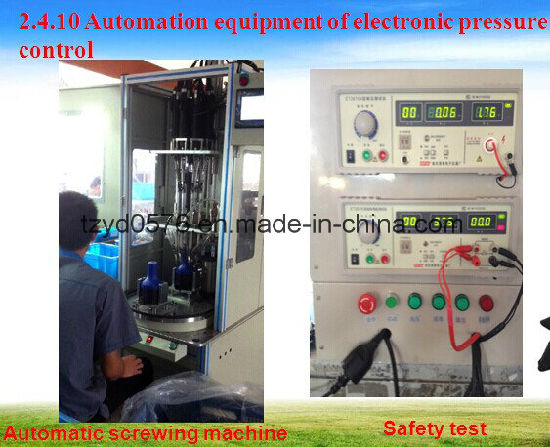 CE Approved Electronic / Automatic Pressure Control for Water Pump (SKD-6) pictures & photos