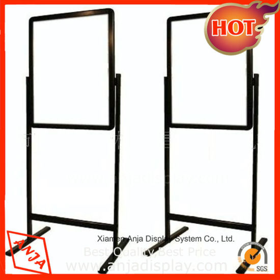 Customized High Quality Metal/Metal Commercial Garment Display Furniture for Stores