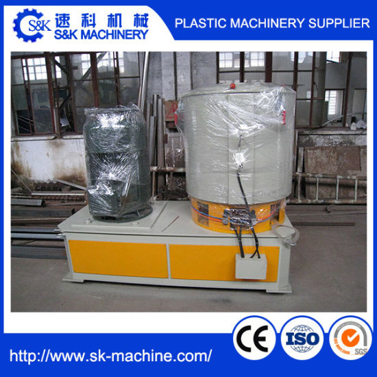 Plastic Mixing Unit Machine with Hot Mixing and Cool Mixing pictures & photos