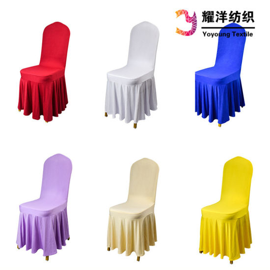 Cool China Wholesale Cheap White Thick Air Layer Spandex Ruffled Pabps2019 Chair Design Images Pabps2019Com