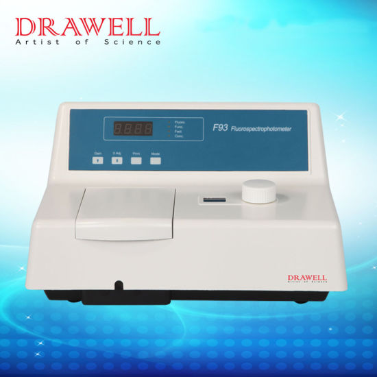 Cheap Laboratory Equipments of Fluorescence Spectrophotometer F93