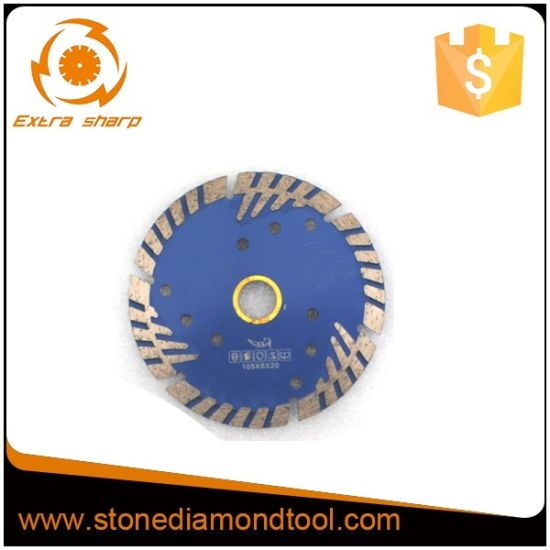 Diamond Curved Cutting Blades for Curved Cutting and Sinkholes pictures & photos