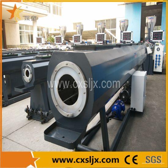 Diameter 16 63 63 110 110 250 250 400 400 630mm Pvc Tube Extrusion Line