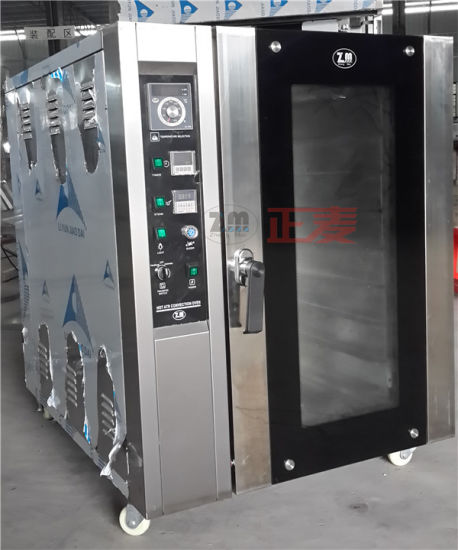 Industrial Baking Equipment Electric 8 Trays Combi Oven (ZMR-8D) pictures & photos