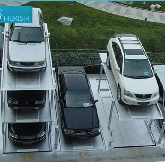 Cheaper Underground Car Parking Lift