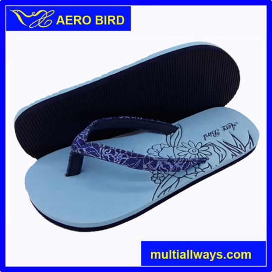 Trendy New Design EVA Outsole Slipper Sandal Shoes for Girl pictures & photos