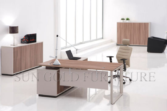 Modern Wooden Melamine Furniture Office