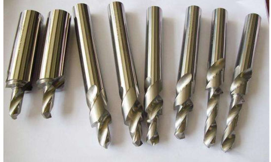 Superior Quality Carbide End Mills Cutting Tools Made in China pictures & photos